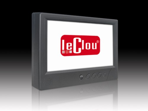 le clou 9 Zoll Display mit Player (Motion Sensor)