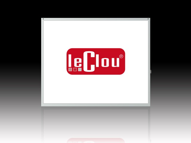 le clou 17 Zoll Display mit Player (Open Frame)