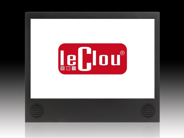 le clou 19 & 22 Zoll Display mit Player (Auto Download)